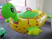 New Design Wonderful Yellow Color Sea Turtle Bumper Boat for Sale
