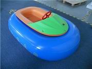 Imported Material Pure Color Blue Bumper Boats for Sale