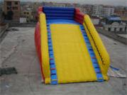 New Style Colorful Inflatable Zorb Ball Ramp for Sale